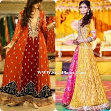 Famous Dress Designers 2017 Famous Designers Dresses For Wedding Mehndi Fashion Dresses