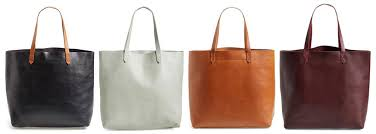 in praise of the madewell transport tote brooklyn s most omnipresent handbag