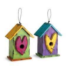 home bird love