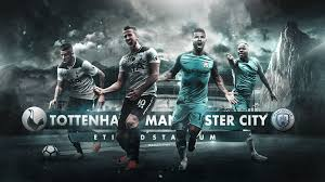 backgrounds of manchester city tottenham matchday wallpaper by