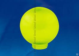 <b>Рассеиватель</b> призматический <b>Uniel UFP</b>-P200A GREEN, цена в ...