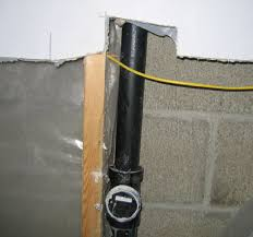 Moisture Mysteries By ASHI Home Inspector Serving MinneapolisSt - Exterior drain pipe