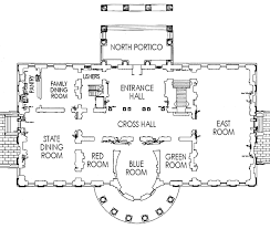 Oval Office Floor Plan The White House Floor Plan 2016 Oval Office