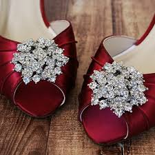 best 25 red wedding shoes ideas on pinterest red heels wedding Red Wedding Heels Uk rouge red wedding shoes red kitten heel peeptoes silver brooch shoes low heel red wedding heels uk