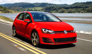 volkswagen gti sports car. 2015 volkswagen golf gti mk7 (us-spec) gti sports car o