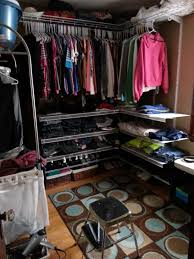 turn a bedroom into walk in closet turning make your closet look like a chic boutique