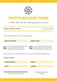 Customize 25 Permission Slip Letter Templates Online Canva