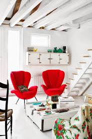 red accent chairs for living room. Vintage Red Accent Chairs For Living Room E