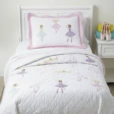 kids bedding sets. Pirouette Cotton Quilt Set Kids Bedding Sets