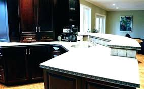 corian countertop installation