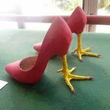 Image result for shoes with flamingos on them