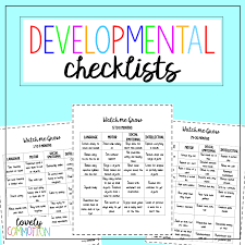 developmental milestones chart developmental milestones checklist lovely commotion