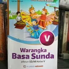 Ketika mengisi daftar hadir, setelah kata nama harus diikuti dengan tanda … a. Jual Warangka Basa Sunda Kelas 5 Sd K13 Kota Bekasi Thm Book S Store Tokopedia