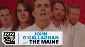 the maine signed a major label record deal for doughnuts really