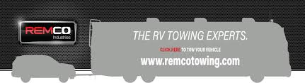 towing remco wiring tow vehicle behind rv at Dinghy Towing Harness