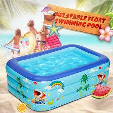 <b>Inflatable</b> Floating <b>Swimming</b> Bath <b>Pool Toys</b> Outdoor Children ...