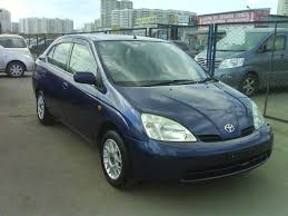 Used 2002 Toyota Prius Photos, 1500cc., FF, Automatic For Sale
