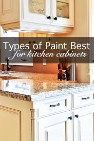 what type of paint for kitchen cabinetsKitchen Best Type Of Paint For Kitchen Cabinets  House Exteriors