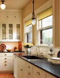 Arts And Crafts Kitchen Lighting The Allure Of Arts Crafts Kitchens Baths Arts Crafts Homes