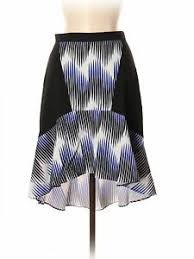 Peter Pilotto Size Chart Details About Peter Pilotto For Target Women Black Casual Skirt 8
