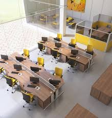 open office concept. office furniture2 open concept r