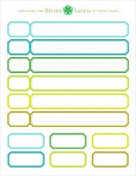 Recipe Labels Templates Free Binder Spine Template Printable Binder Spine Labels