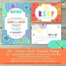 Wedding Template Enchanting Postcard Baby Shower Invitations The Fiesta Fun Bold Invitation