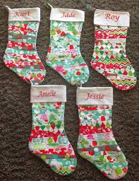Patterns For Christmas Stockings Best Decorating Design