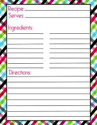 Recipe Book Coloring Pages Aspiration Ataquecombinado Regarding 1