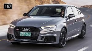2018 audi grey. modren audi 2018 audi rs 3 sportback nardo grey exterior  interior design u0026 driving  footage hd in audi grey