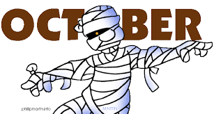 Image result for october halloween clipart