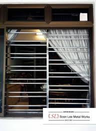Ss Design Stainless Steel Windows Grill Grill Door Design Balcony