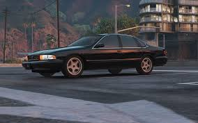 Chevrolet Impala SS '96 [Add-On / Replace | Wipers] - GTA5-Mods.com