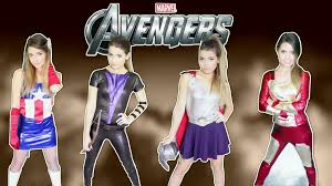 boys who always like brave superheroes than other animated characters would love to prepare themselves in the getup of avengers isn t it