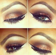 cute eye eye makeup eye shadow eyes face hot sequins make up fashion