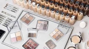 all the new s in the dior backse makeup collection created by makeup artist peter philips