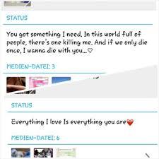 Whatsapp Status Auf Englisch Mit Kleiner Bedingung Poetisch