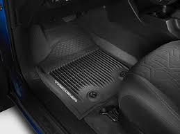 Amazon.com: Genuine Toyota Tacoma All-Weather Floor Liners PT908 ...