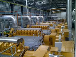 Caterpillar Energy Solutions Gas Fired Power Plants
