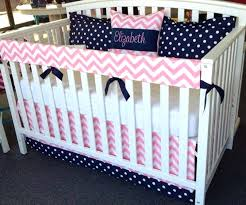 girl nautical crib bedding image of pink crib bedding separates girl nautical crib bedding set