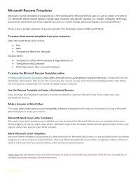Word 2013 Resume Templates Gorgeous Free Resume Templates Word Download Modern From Microsoft 48