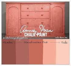 Paint It Pink In 2019 Annie Sloan Chalk Paint Scandinavian