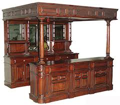 Bar Cabinet Jangkar Navy Furniture The Art of Indonesian Furniture