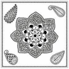 Small Picture Mandala Magic Amazing Mandalas Coloring Book for Adults Color