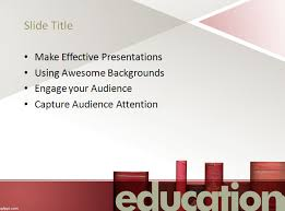 Ppt Templates For Academic Presentation 20 Sample Education Powerpoint Templates Free Premium Templates