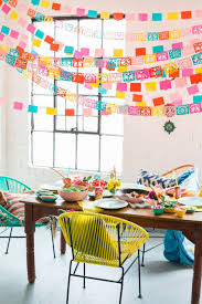Fiesta Table Decorations Cinco De Mayo Printable And Decoration Ideas O Whipperberry