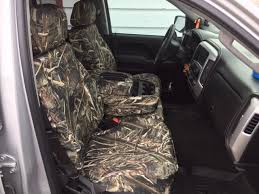 realtree max 5 2017 sierra realtree seat covers front