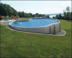 semi inground concrete pools. Modren Semi Photos Of Cool Semi Inground Pools Lots Which Can Serve As  Inspiration For Landscaping And General Style Ideas Get Your Swimming Pool Project Began  With Semi Inground Concrete Pools E