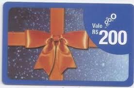 Gift Card: Submarino 4 (Submarino, Brazil) (Submarino) Col:BR ...
