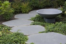 bluestone stepping stone pavers
